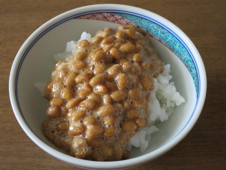 つゆだく納豆