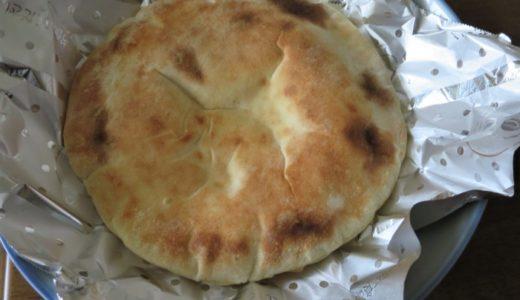 チーズクルチャ インドのピザ